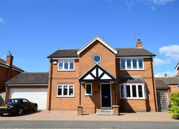 Thumbnail 4 bed property for sale in Crofters Drive, Cottingham, East Riding Of Yorkshire