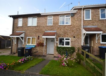 Thumbnail 2 bed town house for sale in Richardson Close, Broughton Astley, Leics