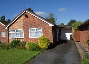 Thumbnail 2 bed bungalow for sale in Greenhill Close, Tenbury Wells