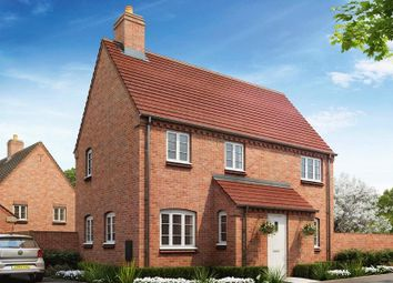 "Thumbnail 3 bedroom detached house for sale in ""Falmouth 1"" at Halse Road, Brackley"