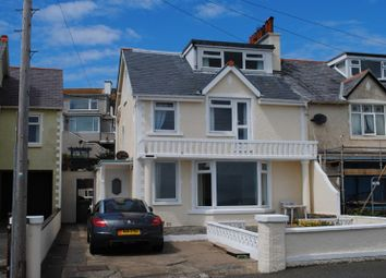 Thumbnail 5 bed semi-detached house for sale in Beach Road, Port St Mary