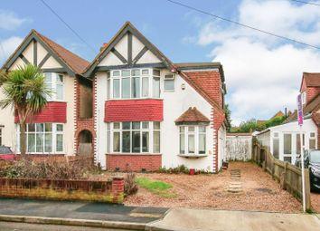 3 bed semi-detached house for sale in Romney Road, Old Malden, Worcester Park KT3