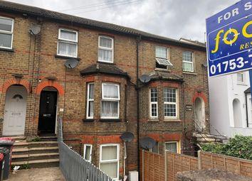 Thumbnail 1 bed maisonette for sale in Stoke Road, Slough