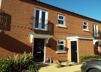 Thumbnail 2 bed town house to rent in Templar Road, Ashby-De-La-Zouch