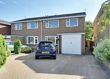 Thumbnail 4 bed semi-detached house for sale in St. Nicholas Gate, Hedon, Hull