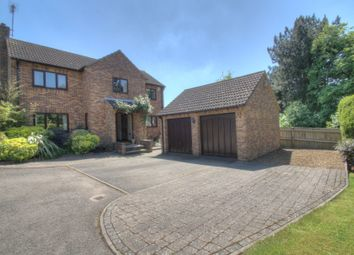 Thumbnail 4 bed detached house for sale in Wootton Hill Farm, Northampton