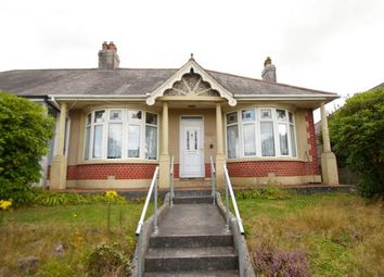 Thumbnail 3 bed bungalow for sale in Plymouth, Devon, England