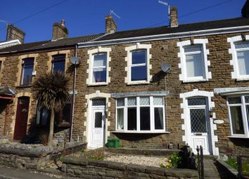 Thumbnail 3 bed terraced house for sale in 58 Old Road, Skewen, Neath .