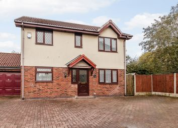Thumbnail 4 bed link-detached house for sale in Firecrest Close, Manchester, Greater Manchester