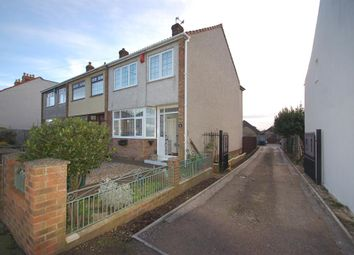 Thumbnail 3 bed end terrace house for sale in Kingsway Avenue, St. George, Bristol