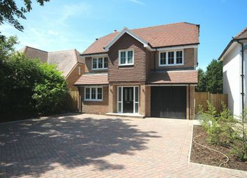 Thumbnail 4 bed detached house for sale in Worthing Road, Horsham