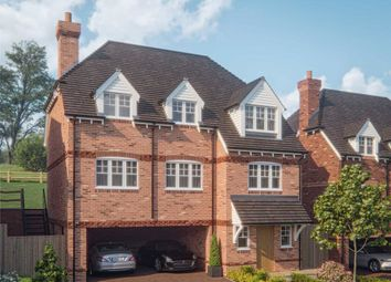 Reed Gardens, Woolhampton, Reading, Berkshire RG7. 4 bed detached house for sale