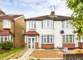 Thumbnail 3 bed semi-detached house for sale in Vines Avenue, Finchley, London