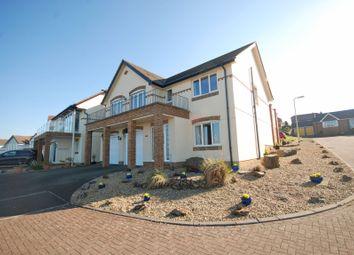 Thumbnail 4 bedroom detached house for sale in Dudley Way, Westward Ho, Bideford