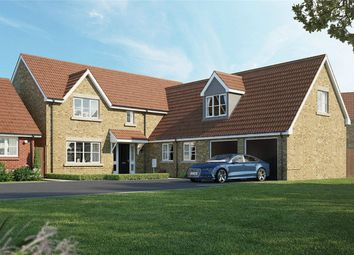 Thumbnail 5 bed detached house for sale in The Wentworth, Meadow Croft, Houghton Conquest