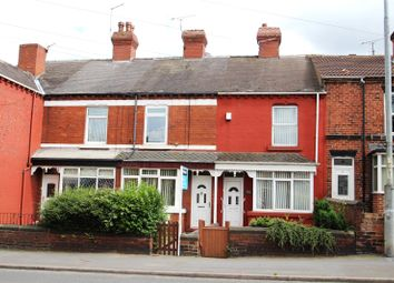 Thumbnail 2 bedroom terraced house for sale in White Apron Street, South Kirkby