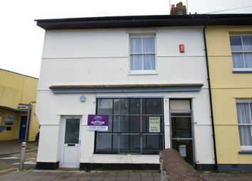 Thumbnail 1 bed end terrace house for sale in Plymouth, Devon, England