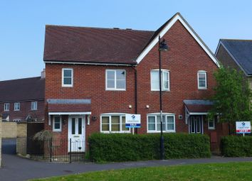 Thumbnail Semi-detached house to rent in Marlott Road, Gillingham