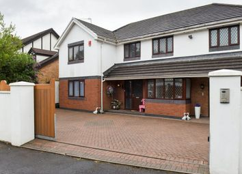 Thumbnail 4 bedroom detached house for sale in Harries Lane, Llanelli