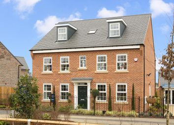 "Thumbnail 5 bed detached house for sale in ""Buckingham"" at Warkton Lane, Barton Seagrave, Kettering"