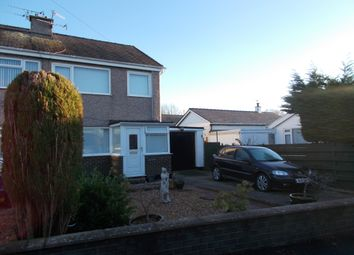 Thumbnail 3 bed semi-detached house for sale in Cae Sarn, Groeslon