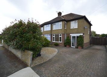 Thumbnail 3 bed semi-detached house for sale in Headingley Road, Maidstone
