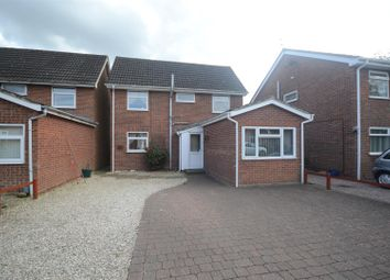 Thumbnail 3 bed detached house for sale in Sprowston, Norwich