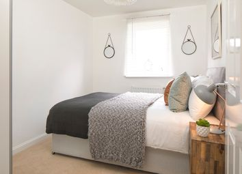 Thumbnail 1 bed flat for sale in Longhedge Village, Salisbury