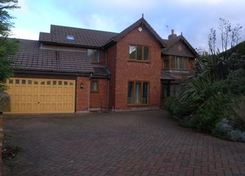 Thumbnail 5 bedroom detached house to rent in Parc Aberconwy, Prestatyn