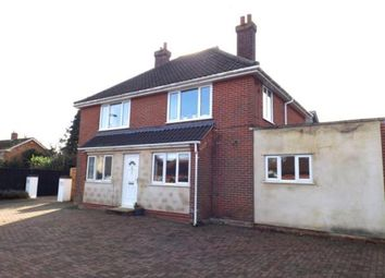 Thumbnail 2 bedroom flat for sale in 6 New Road, North Walsham, Norfolk