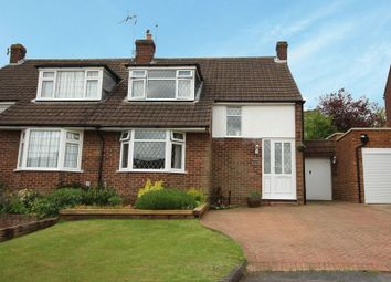 Thumbnail 3 bed semi-detached house for sale in Woodview, Cuffley, Potters Bar