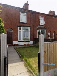 Thumbnail 3 bed terraced house to rent in Cromwell Terrace, Leek, Staffordshire