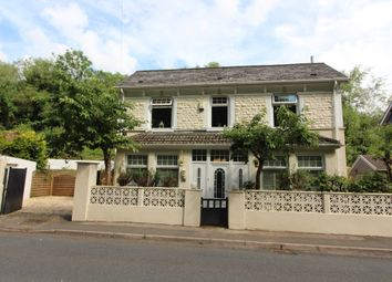 Thumbnail 4 bed detached house for sale in North Road, Newbridge, Newport