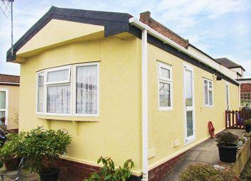 Thumbnail 2 bedroom mobile/park home for sale in Four Winds Caravan Park, Broseley
