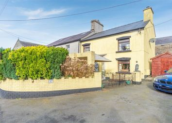 3 bed semi-detached house for sale in Nantlle Road, Talysarn, Caernarfon, Gwynedd LL54