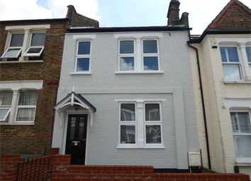 Thumbnail 4 bed terraced house for sale in Woodville Road, Thornton Heath, Surrey