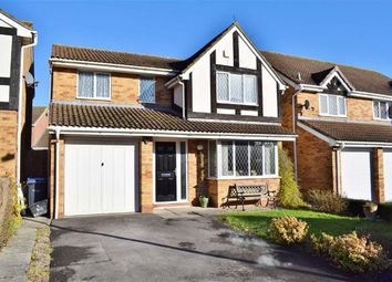 Thumbnail 4 bed detached house for sale in Bishop Close, Chippenham, Wiltshire