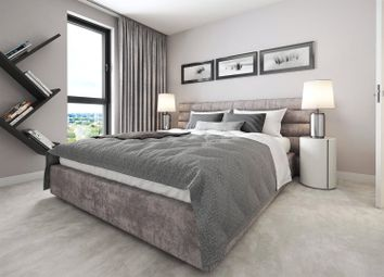 Thumbnail 1 bed flat for sale in Cylinder Building, City North, Finsbury Park