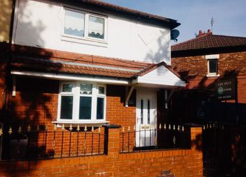 Thumbnail 3 bed semi-detached house for sale in Reddish Road, Reddish, Stockport