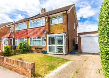 Thumbnail 3 bedroom semi-detached house for sale in Way Volante, Riverview Park, Gravesend, Kent