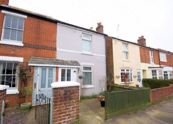Thumbnail 2 bed end terrace house for sale in Seymour Road, Lee On The Solent