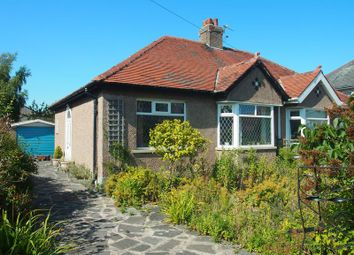 Thumbnail 2 bed semi-detached bungalow for sale in Longlands Crescent, Heysham, Morecambe