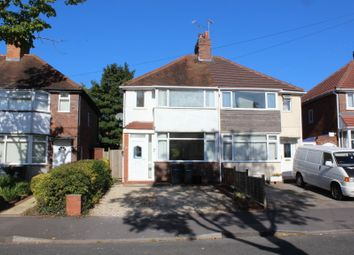 Thumbnail 2 bed semi-detached house to rent in Blythsford Road, Hall Green, Birmingham, West Midlands