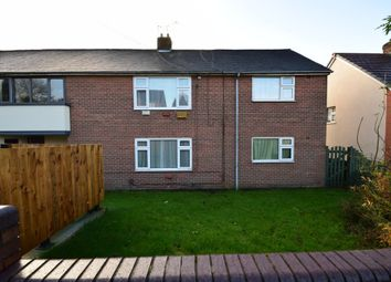 Thumbnail 2 bed flat for sale in Rowden Road, Oldham