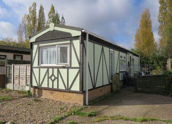 Thumbnail 1 bed mobile/park home for sale in Kingsmans Farm Road, Hullbridge, Hockley