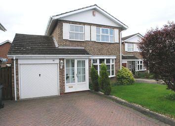 Thumbnail 3 bed detached house for sale in Portsdown Road, Hayley Green, Halesowen