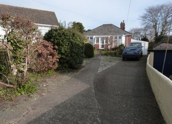 Thumbnail 2 bed detached bungalow for sale in Glenfield Road, Bideford