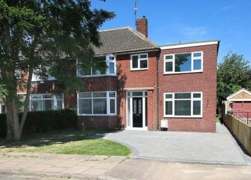 Thumbnail 4 bed semi-detached house for sale in Weetwood Road, Rotherham, South Yorkshire