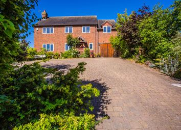 Thumbnail 4 bed detached house for sale in Granborough Road, Winslow, Buckingham