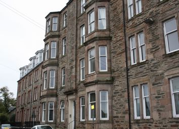 Thumbnail 2 bed flat for sale in 34A Columshill Street, Rothesay, Isle Of Bute